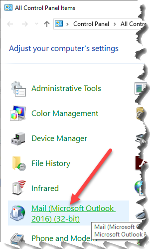 Outlook not sending outgoing messages